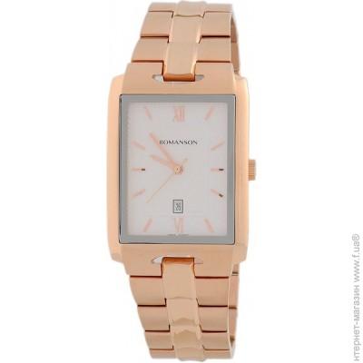 Часы ROMANSON TM0186MRGX. Часы ROMANSON TL9963MWH BK